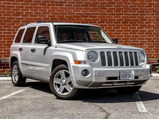 2007 Jeep Patriot Limited Burbank, CA 2