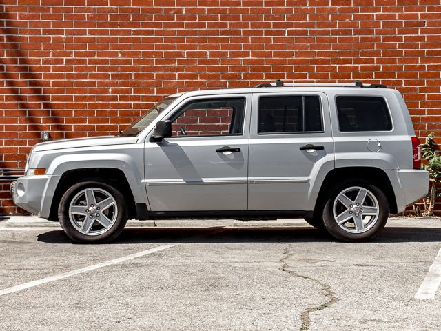 2007 Jeep Patriot Limited Burbank, CA 6