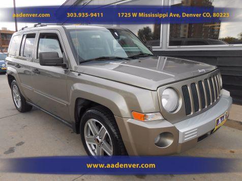 2007 Jeep Patriot Limited 4x4 | Denver, CO | A&A Automotive of Denver in Denver, CO