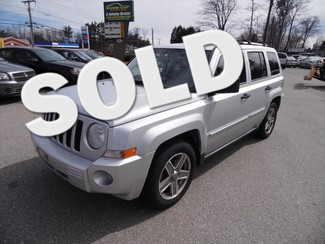 2007 Jeep Patriot Limited Derry, New Hampshire
