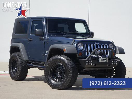 2007 Jeep Wrangler 4X4