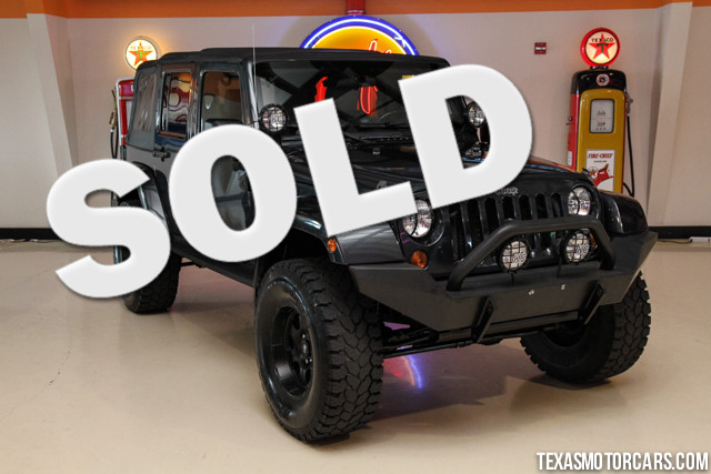 2007 Jeep Wrangler Unlimited Sahara Financing is available with rates as low as 29 wac Get pr
