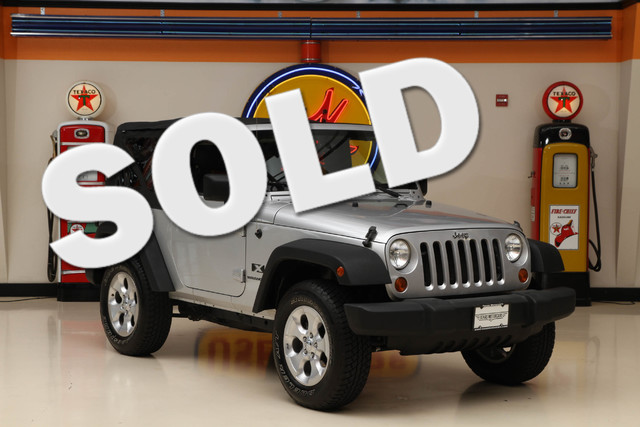 2007 Jeep Wrangler X Financing is available with rates as low as 29 wac G