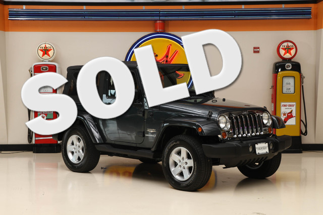 2007 Jeep Wrangler Sahara Financing is available with rates as low as 29 wac Get pre-approved