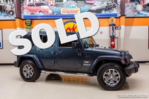 2007 Jeep Wrangler Unlimited Sahara 4X4 in Addison