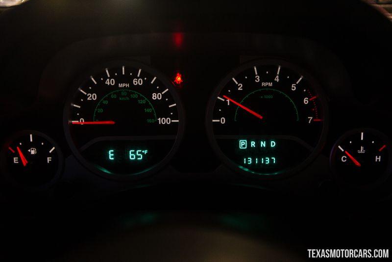 2007 Jeep Wrangler Unlimited Sahara 4X4  in Addison, Texas