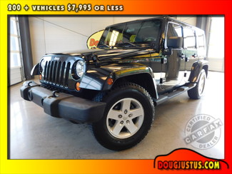 2007 Jeep Wrangler Unlimited Sahara in Airport Motor Mile ( Metro Knoxville ), TN