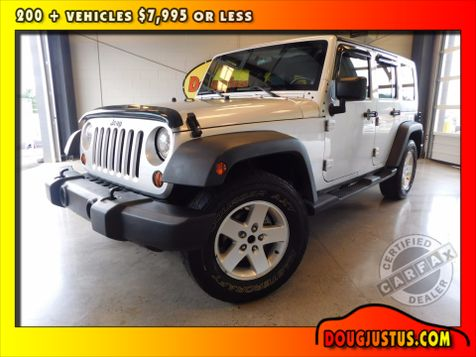 2007 Jeep Wrangler Unlimited X in Airport Motor Mile ( Metro Knoxville ), TN