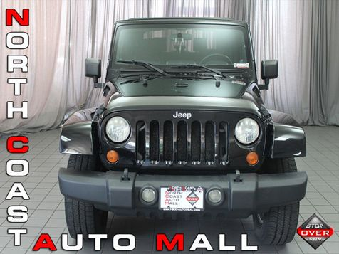 2007 Jeep Wrangler Sahara in Akron, OH