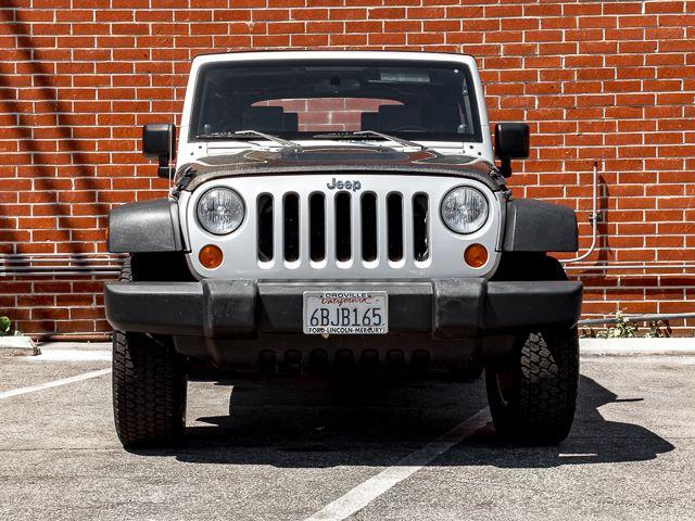 2007 Jeep Wrangler X Burbank, CA 2