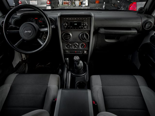 2007 Jeep Wrangler X Burbank, CA 15