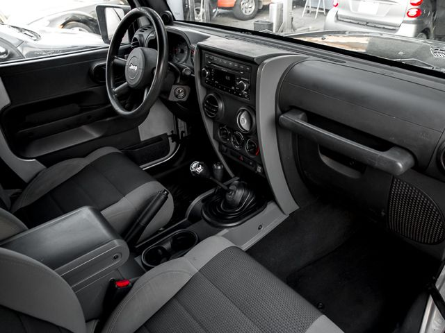 2007 Jeep Wrangler X Burbank, CA 17