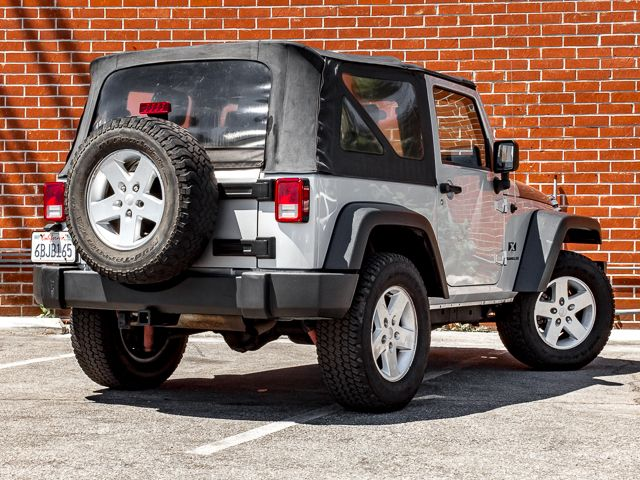 2007 Jeep Wrangler X Burbank, CA 3