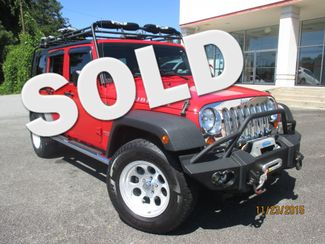 2007 Jeep Wrangler Unlimited Rubicon Canton , GA