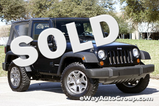 2007 Jeep Wrangler in Carrollton TX