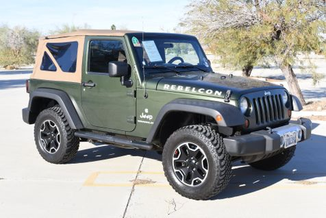 2007 Jeep Wrangler X in Cathedral City