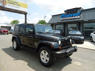 2007 Jeep Wrangler Unlimited Sahara Charlotte, North Carolina