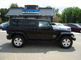 2007 Jeep Wrangler Unlimited Sahara Charlotte, North Carolina 1