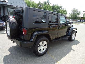 2007 Jeep Wrangler Unlimited Sahara Charlotte, North Carolina 2