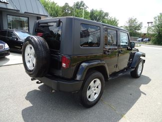 2007 Jeep Wrangler Unlimited Sahara Charlotte, North Carolina 3