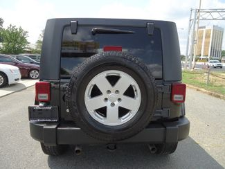 2007 Jeep Wrangler Unlimited Sahara Charlotte, North Carolina 4