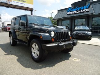 2007 Jeep Wrangler Unlimited Sahara Charlotte, North Carolina 10