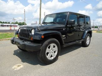 2007 Jeep Wrangler Unlimited Sahara Charlotte, North Carolina 11