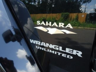 2007 Jeep Wrangler Unlimited Sahara Charlotte, North Carolina 28