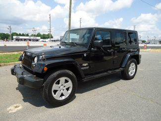 2007 Jeep Wrangler Unlimited Sahara Charlotte, North Carolina 7