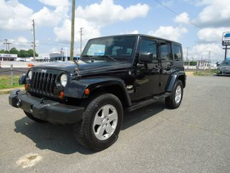 2007 Jeep Wrangler Unlimited Sahara Charlotte, North Carolina 8