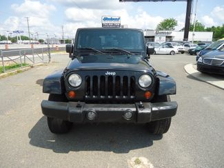 2007 Jeep Wrangler Unlimited Sahara Charlotte, North Carolina 9