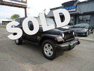 2007 Jeep Wrangler Unlimited Sahara Charlotte, North Carolina