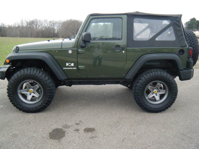 2007 Jeep Wrangler X Collierville, Tennessee 1