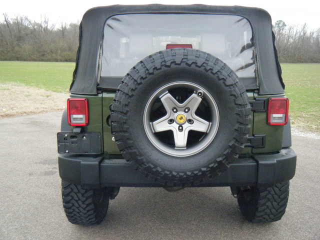 2007 Jeep Wrangler X Collierville, Tennessee 3