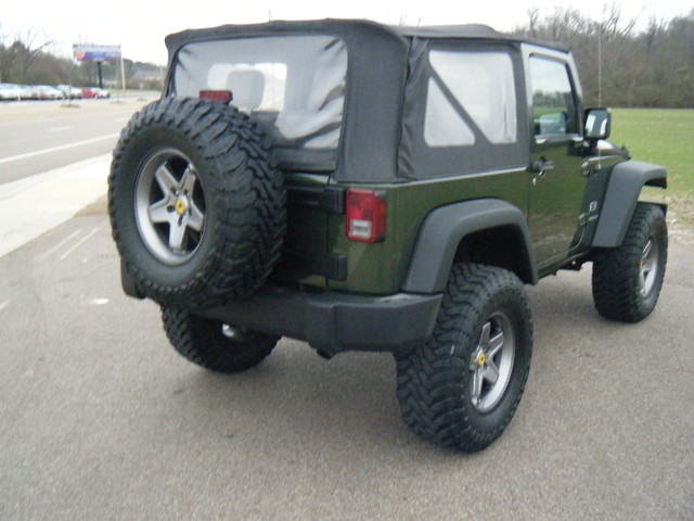 2007 Jeep Wrangler X Collierville, Tennessee 4