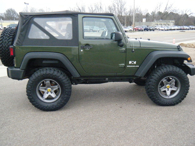 2007 Jeep Wrangler X Collierville, Tennessee 5