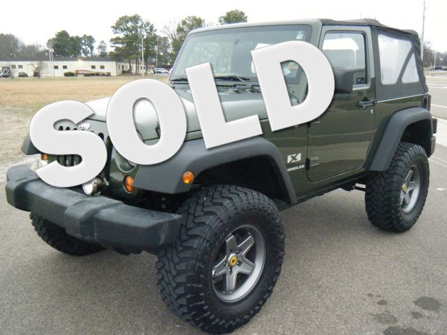 2007 Jeep Wrangler X Collierville, Tennessee 0