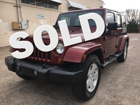 2007 Jeep Wrangler Unlimited Sahara in Dallas