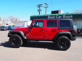 2007 Jeep Wrangler Unlimited X Englewood, CO 8