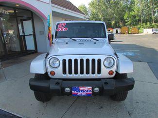 2007 Jeep Wrangler Unlimited Sahara Fremont, Ohio 3