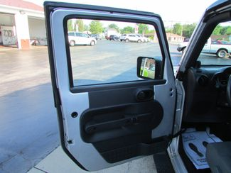 2007 Jeep Wrangler Unlimited Sahara Fremont, Ohio 5