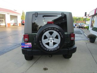 2007 Jeep Wrangler Sahara Fremont, Ohio 1
