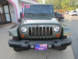 2007 Jeep Wrangler Sahara Fremont, Ohio 3