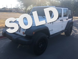2007 Jeep Wrangler in Ft Worth TX