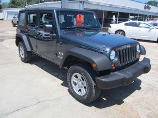2007 Jeep Wrangler Unlimited X Houston, Mississippi 2