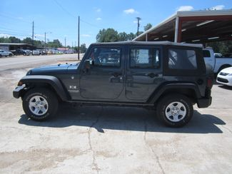 2007 Jeep Wrangler Unlimited X Houston, Mississippi 4