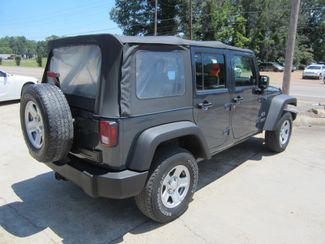 2007 Jeep Wrangler Unlimited X Houston, Mississippi 8