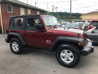 2007 Jeep Wrangler X Knoxville , Tennessee 1