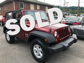 2007 Jeep Wrangler X Knoxville , Tennessee