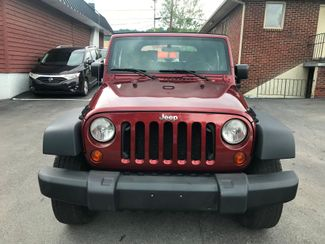 2007 Jeep Wrangler X Knoxville , Tennessee 2